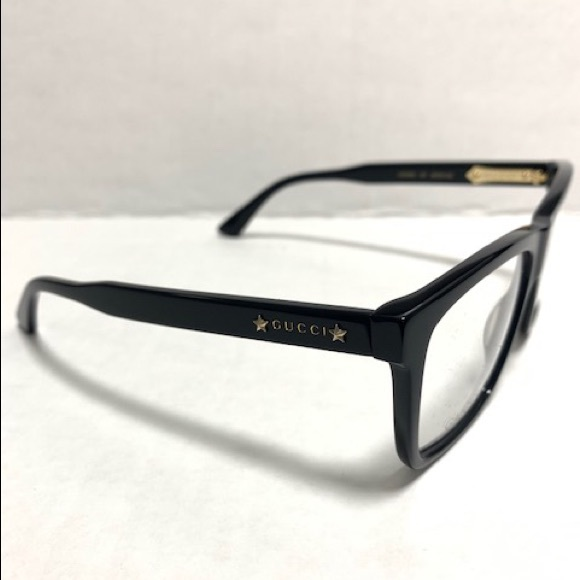 Gucci GG0268O 001 Eyeglasses New Authentic